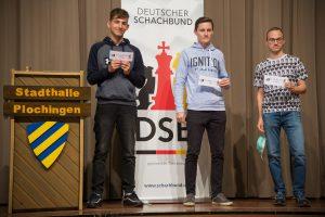 Die Sieger: Pascal Neukirchner (1), Marco Dobrikov (2), Jens Hirneise (3)